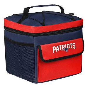 Forever Collectibles New EnglandPatriots All-Star Bungee Cooler