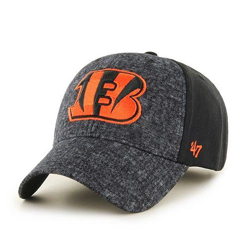 Adult '47 Brand Cincinnati Bengals Zonda Adjustable Cap