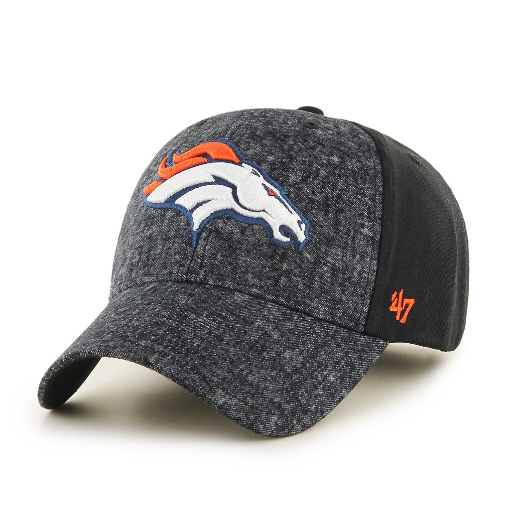 Adult '47 Brand Denver Broncos Zonda Adjustable Cap