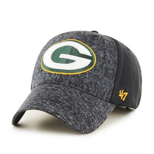 Adult '47 Brand Green Bay Packers Zonda Adjustable Cap