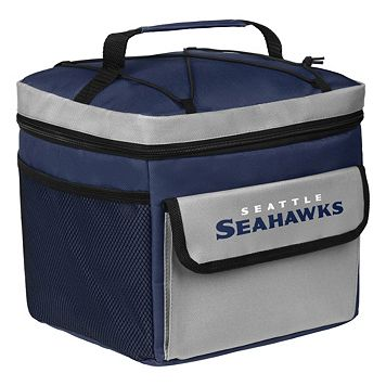 Forever Collectibles Seattle Seahawks All-Star Bungee Cooler