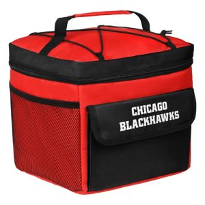 Forever Collectibles Chicago Blackhawks All-Star Bungee Cooler