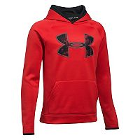 Boys 8-20 Under Armour Big Logo Hoodie