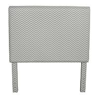 HomePop Cameron Chevron Twin Headboard