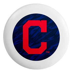 Forever Collectibles Cleveland Indians Flying Disc