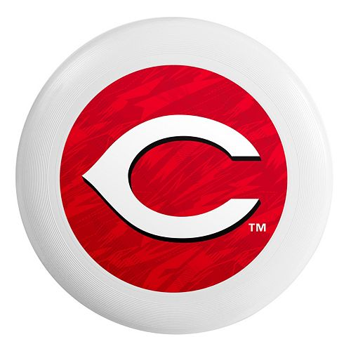 Forever Collectibles Cincinnati Reds Flying Disc