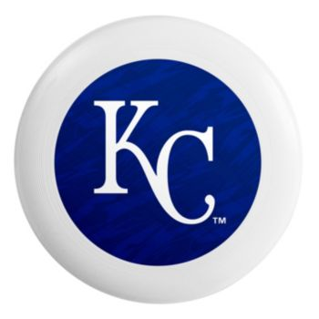Forever Collectibles Kansas City Royals Flying Disc
