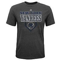 Boys 8-20 Majestic New York Yankees Heirloom Tee