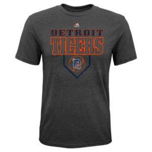 Boys 8-20 Majestic Detroit Tigers Heirloom Tee
