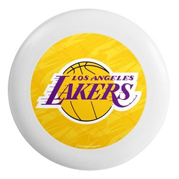 Forever Collectibles Los Angeles Lakers Flying Disc