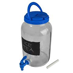Artland Tailgate Take along  Beverage Dispenser with Chalk