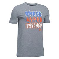 Boys 8-20 Under Armour Amped Hyped Tee