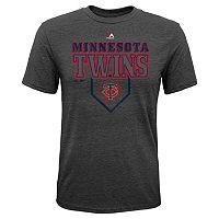 Boys 8-20 Majestic Minnesota Twins Heirloom Tee