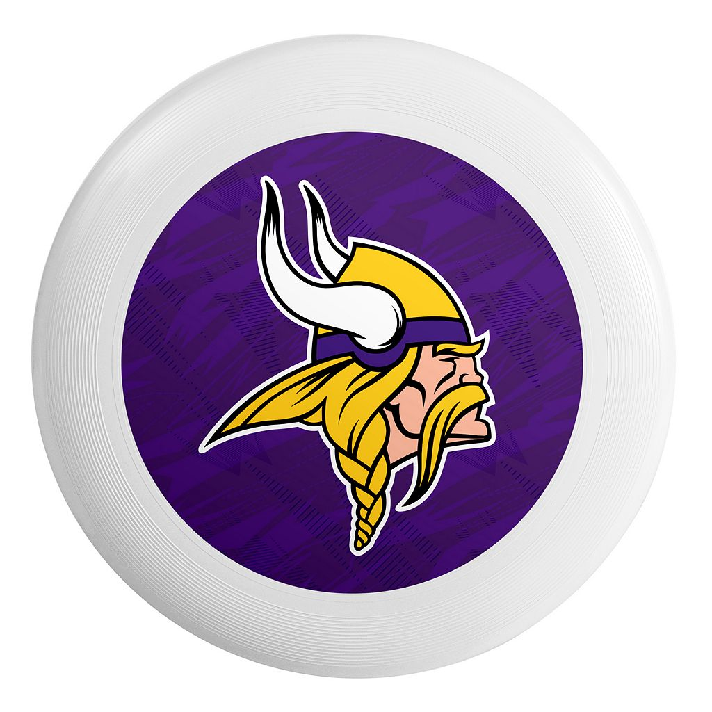 Forever Collectibles Minnesota Vikings Flying Disc