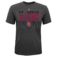 Boys 8-20 Majestic St. Louis Cardinals Heirloom Tee