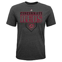 Boys 8-20 Majestic Cincinnati Reds Heirloom Tee