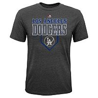 Boys 8-20 Majestic Los Angeles Dodgers Heirloom Tee