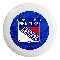 Forever Collectibles New York Rangers Flying Disc