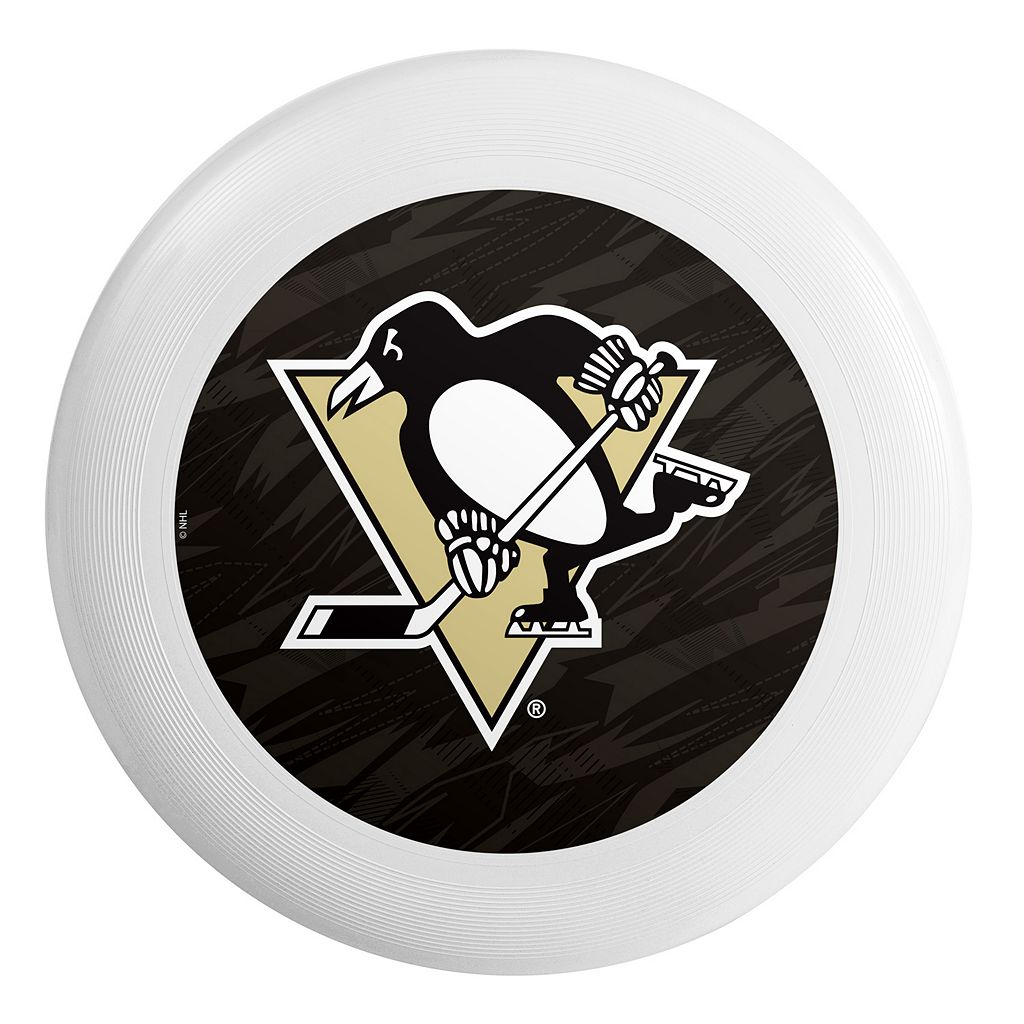 Forever Collectibles Pittsburgh Penguins Flying Disc