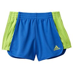 Girls 4-6x adidas Mesh Shorts