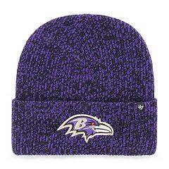 Adult '47 Brand Baltimore Ravens Knit Beanie
