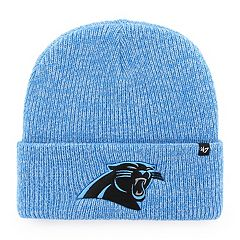 136a481b799 Adult  47 Brand Carolina Panthers Knit Beanie