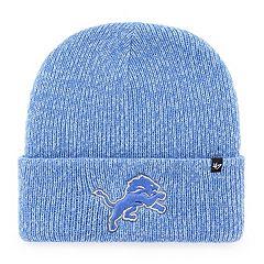 Adult '47 Brand Detroit Lions Knit Beanie