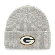 Adult '47 Brand Green Bay Packers Brain Freeze Cuffed Knit Cap