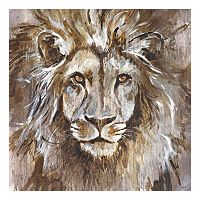 African Wildlife V Canvas Wall Art