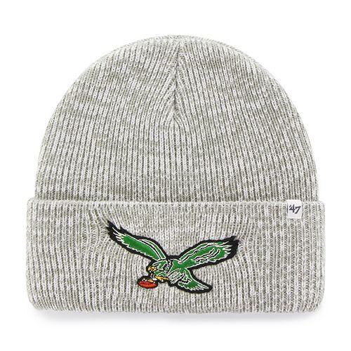 Adult  47 Brand Philadelphia Eagles Brain Freeze Cuffed Knit Cap e20e9b645