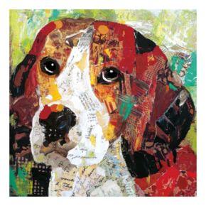 Dog Beagle Canvas Wall Art