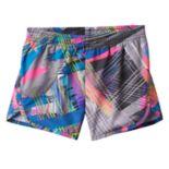 Girls 4-6x adidas Print Woven Shorts
