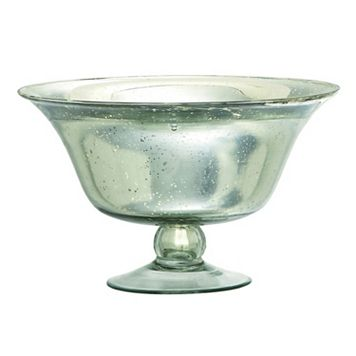 Decorative Glass Bowl Table Decor