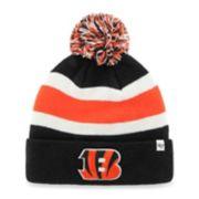 Adult '47 Brand Cincinnati Bengals Breakaway Beanie