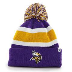 Adult '47 Brand Minnesota Vikings Breakaway Beanie