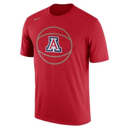 Men's Nike Arizona Wildcats Legend Basketball Tee