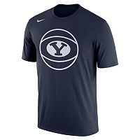 Men's Nike BYU Cougars Legend Basketball Tee