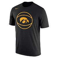 Men's Nike Iowa Hawkeyes Legend Basketball Tee