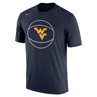 Men's Nike West Virginia Mountaineers Legend Basketball Tee