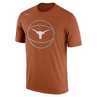 Men's Nike Texas Longhorns Legend Basketball Tee