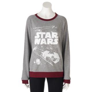 Juniors' Star Wars Graphic Sweatshirt