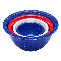 Zak Designs Confetti Fresh 4-pc. Bowl Set