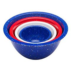 Zak Designs Confetti Fresh 4 pc Bowl Set