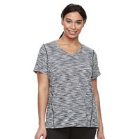 Plus Size Tek Gear® V-Neck Performance Tee