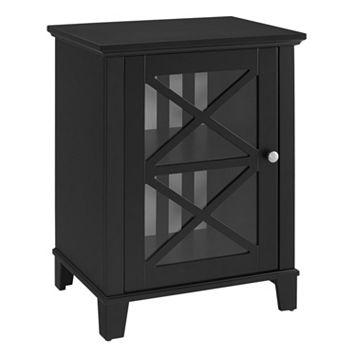 Linon Contemporary Storage Cabinet