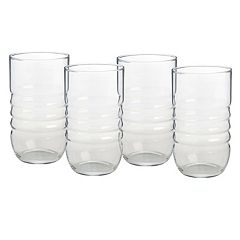 Artland 4-pc. Highball Glass Set