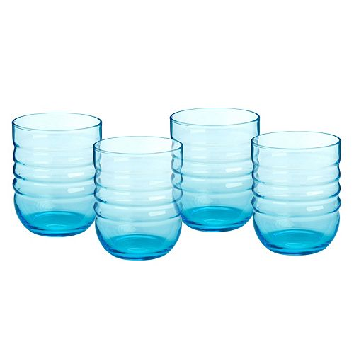 Artland 4- pc. Double Old-Fashioned Glass Set