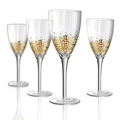 Artland Ambrosia 4 pc Wine Glass Set