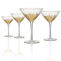 Artland Ambrosia 4-pc. Martini Glass Set