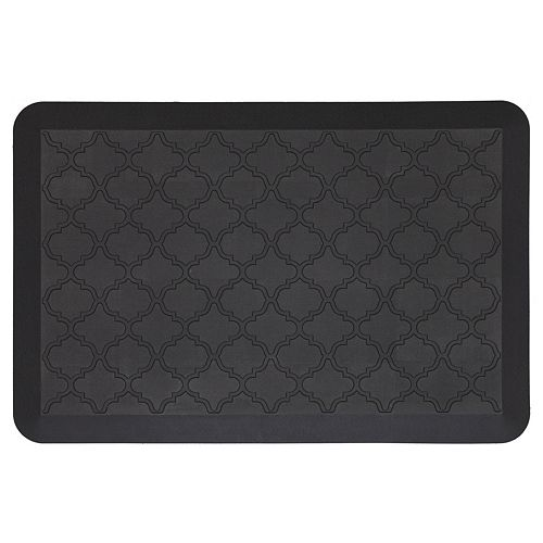 Food Network Ultra Comfort Lattice Kitchen Mat